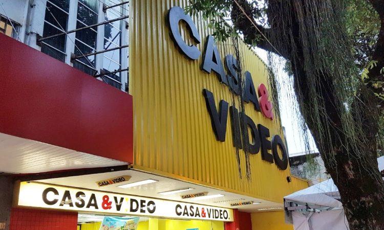 CASA & VIDEO VAGAS P/ REPOSITOR, AJUDANTE DE DEPOSITO, ESTOQUISTA, VENDEDOR, CAIXA, FISCAL - R$ 1.260,00- COM E SEM EXPERIENCIA - RIO DE JANEIRO