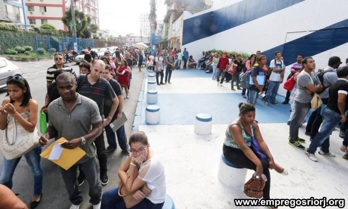 ATENÇÃO !!! grande feirão de Empregos 450 oportunidades – diversas areas – rio de janeiro – comparecer 12/02