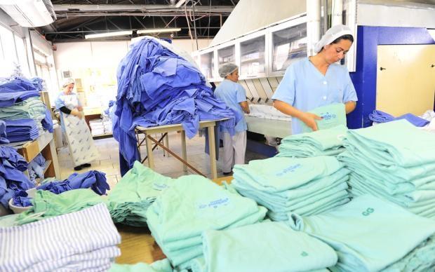 Lavanderia Hospitalar - R$ 1.200,00 - todos os cargos - sem experiencia - rio de janeiro