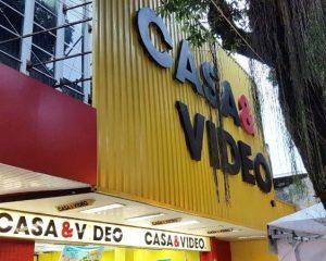LOJAS CASA & VIDEO VAGAS PARA REPOSITOR, AJUDANTE DE DEPOSITO, ESTOQUISTA, OPERADOR CAIXA, FISCAL DE LOJA - R$ 1.264,00- COM E SEM EXPERIENCIA - RIO DE JANEIRO